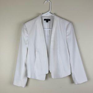Ann Taylor Women Open Front Blazer Jacket
